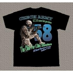 T-shirt Czech Army - Elite Club