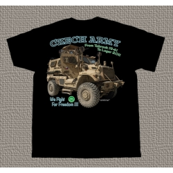 T-shirt Czech Army - MRAP