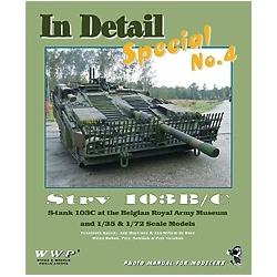 Strv 103B/C in detail
