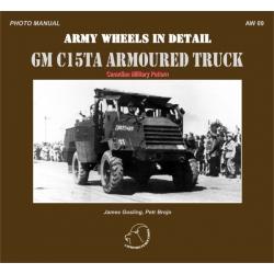GM C15TA Armoured Truck