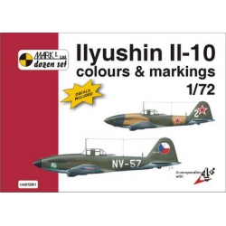 Ilyushin Il-10 colours and markings