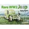 Rare WW2 Jeep Photo Archive 1940 to 1945