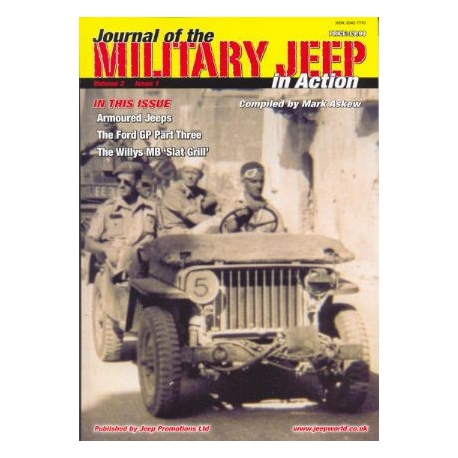 The Military Jeep in Action 2011/3
