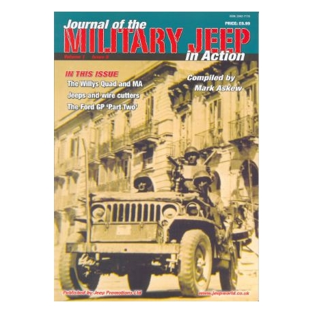 The Military Jeep in Action 2011/2