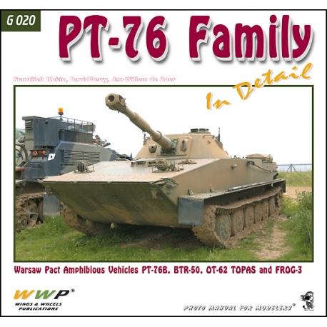 PT-76 Family in detail