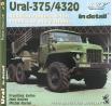 Ural-375/4320 in detail