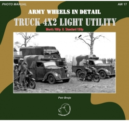 Truck 4x2 Light Utility Morris 10Hp and Standard 12Hp