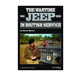 Wartime Jeep in British Service