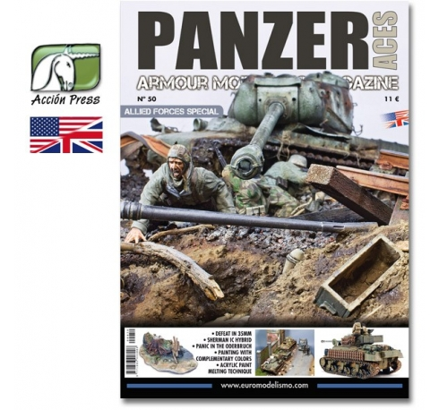 Panzer Aces No. 50