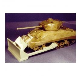 Dozer M1 for Sherman tanks