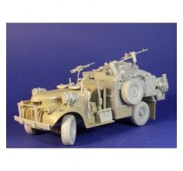 "LRDG Heavy Weapon vehicle ""LATE"""