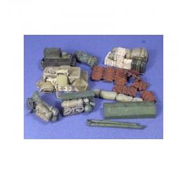 UK Sherman Accessories N°1