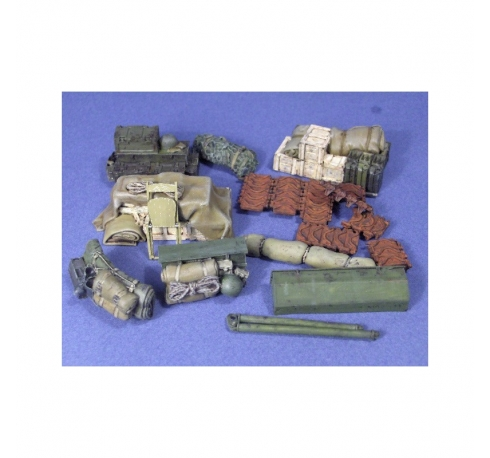 UK Sherman Accessories N°1