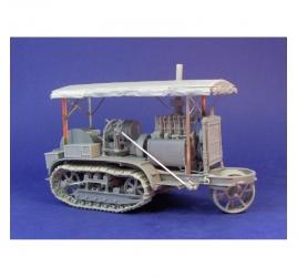 WWI Heavy Artillery Tractor