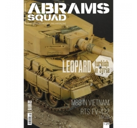 Abrams Squad 21