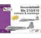 Messerschmitt Me 210/410 colours and markings