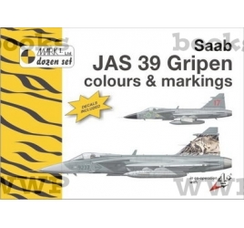 Saab JAS 39 Gripen colours and markings