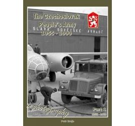 Československá lidová armáda 1955 – 1968 ve fotografii