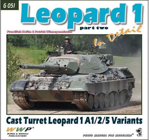 Leopard 1 in Detail díl 2