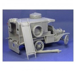 Ford T ambulance 1917
