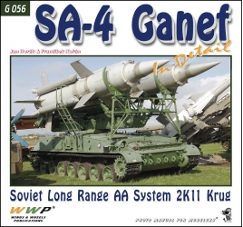 SA-4 Ganef in Detail