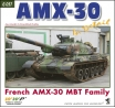 AMX-30 MBT Family in Detail