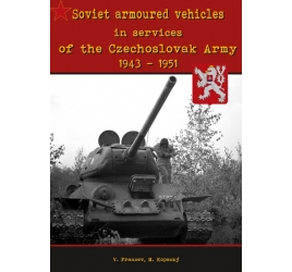 Soviet armored vehicles in the Czechoslovak army 1943–1951