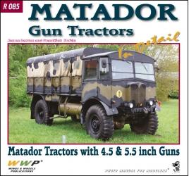 Matador Gun Tractors in detail