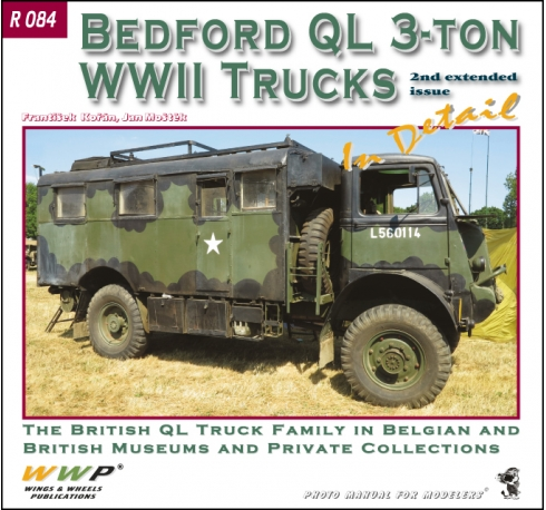 Bedford QL Trucks in Detail