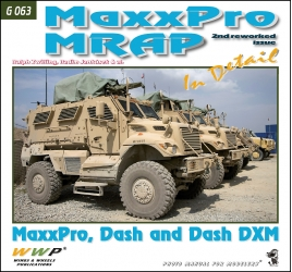 MaxxPro MRAP in Detail