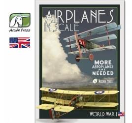AIRPLANES IN SCALE: WWI
