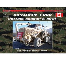 Canadian EROC Buffalo, Cougar & RG-31