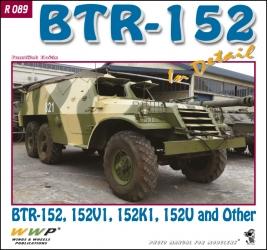 BTR-152 in Detail