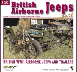 British Airborne Jeeps in Detail