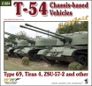 T-54 Chassis-based Vehicles Detail