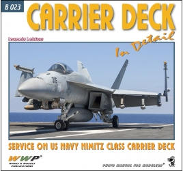 Carrier Deck in Detail