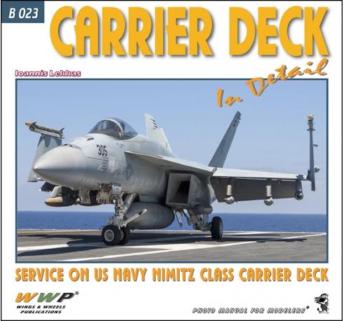 Carrier Deck in Detail