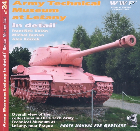 Army Technical Museum at Lešany