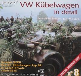 VW Kübelwagen in detail