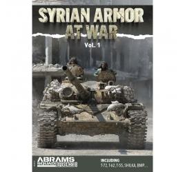 SYRIAN ARMOR AT WAR Vol. 1